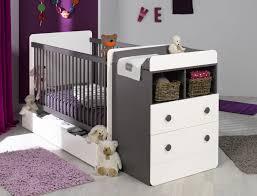 chambre évolutive bébé malte taupe blanc matelas babies