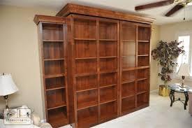 sliding bookcase murphy bed sliding bookcase hardware anointed