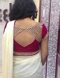 blouse design 30 patch work blouse back and front neck designs