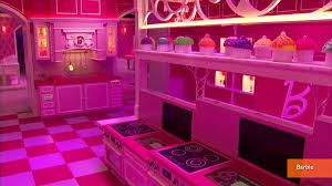 Barbie Home Decoration Barbie U0027s Life Size Dream House Opens To Public Youtube