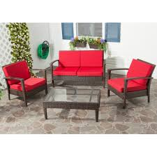 Small Patio Furniture Set - decor awesome patio chair cushion for comfortable furniture ideas