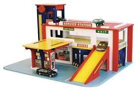 wooden toy garage harlemtoys harlemtoys