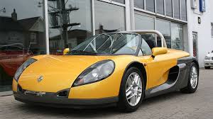 renault sports car find of the week renault sport spider autotrader ca