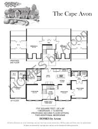 Cape Floor Plans by Arcon Group Inc Specializes In Modular Construction