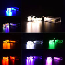 led string light 3m 30leds copper wire lights with aa