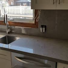Kitchen Quartz Countertops by Caesarstone Symphony Gray Google Search Counter Top Ideas