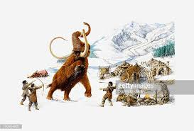 ice age stock illustrations cartoons getty images