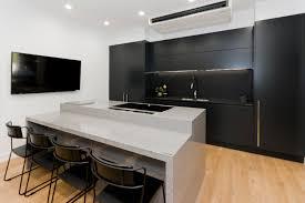 Black Kitchen Design Kitchen Ideas Image Gallery Premier Kitchens Australia