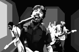 video tutorial wpap video wpap vector tutorial foo fighter by toni agustian part 1