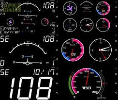 speedometer app android dashboard air speedometer for android free at apk here