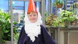 halloween costumes gnome gnome costume u0026 video martha stewart