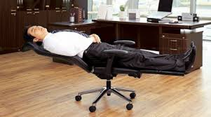 Office Desk Bed Thanko S Anychair Turns Office Chair Into Flat Bed