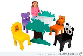 kids animal table and chairs 15 kid s table and chair sets for livelier activity time home