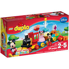 lego duplo disney mickey u0026 minnie birthday parade 10597 walmart com