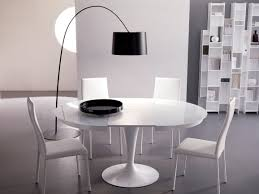 Table Ronde Design Extensible by Eclipse By Ozzio Italia