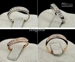 small fashion rings images New austria swarovski crystal rings single row the small female jpg