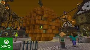 minecraft halloween mash up pack youtube
