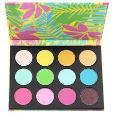 eyeshadow palettes u2022 coastal scents