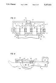 patent us5337031 cost efficient industrial rated molded case