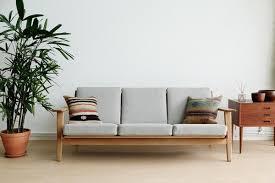 Hans Wegner Sofa by Noden Scandinavian Vintage Furniture