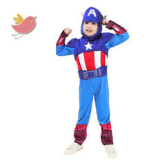 Captain America Halloween Costumes Discount Captain America Costume Boys 2017 Captain America