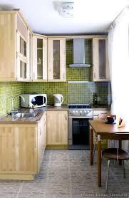 Small Kitchen Designs Pinterest Small Kitchen Wood Design Gostarry