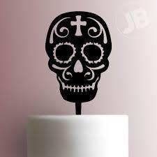 skull cake topper cake topper 101