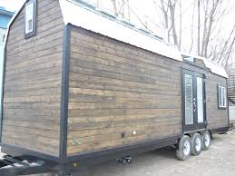 barn style tiny house from upper valley tiny homes tiny house town