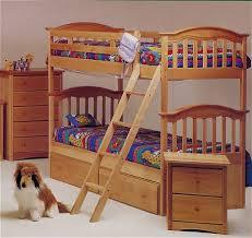 Bunk Beds Wood Wood Bunk Beds Arizona Az