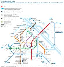 Barcelona Metro Map by Vienna Metro Map