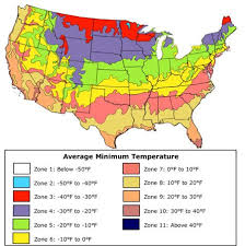 Gardening Zones - hardiness zones what are they and what do they mean u2013 flower