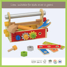Boys Wooden Tool Bench Intelligent Wooden Toy Intelligent Wooden Toy Suppliers And