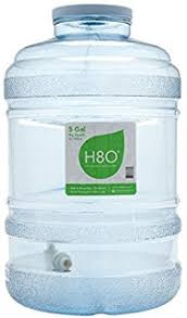 5 Gallon Water Bottle With Faucet Amazon Com Bluewave Lifestyle Bpa Free Water Bottle With Big