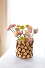 How To Decorate A Pot At Home by Try This Make This Vivified Vase Using Terra Cotta Pots Wood