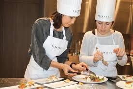 cours cuisine cours de cuisine à ferrandi picture of ferrandi
