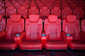 siege de cinema siège dans la salle de cinéma contexte flou télécharger