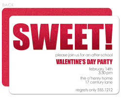 elegant valentine u0027s day party celebration invitation card design