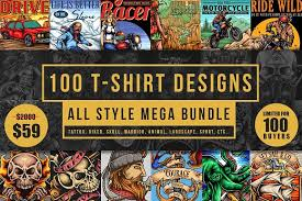 t shirt designs for sale 100 t shirt designs sale illustrations creative market
