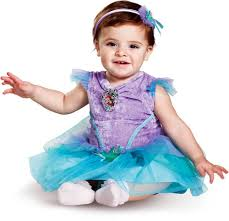 infant costume disney baby ariel infant costume turquoise 12 to 18 months