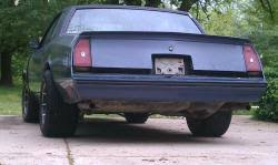 84 Monte Carlo Ss Interior Can Someone Take A Pic Of The Factory Tach Wire Montecarloss