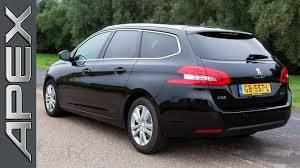 peugeot reviews peugeot 308 sw 1 6 bluehdi 120 review english subtitles 2015