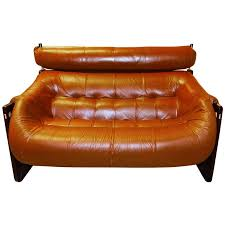 loveseat vs sofa percival lafer leather and rosewood sofa or loveseat for sale at