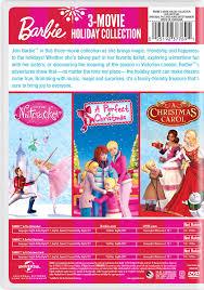 barbie perfect christmas movie dvd blu ray digital