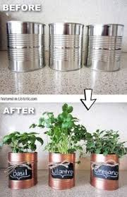 Do It Spray Paint - metallic plant pots diy do it yourself pinterest