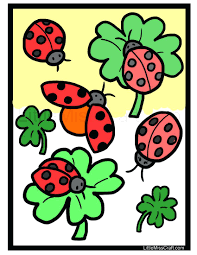 articles ladybug coloring spots tag ladybug coloring