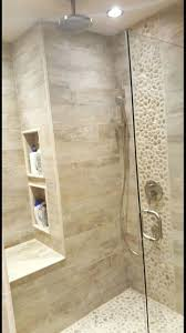 porcelain tile bathroom ideas tiles woodlook porcelain tile for your shower club beige https