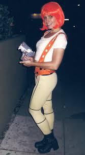 Leeloo Halloween Costume Halloween Costume Pics Kelly Leeloo Dallas Mused