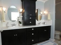 Update Bathroom Vanity Bathroom Cabinets Painting Wood Bathroom Bathroom Cabinets Dark