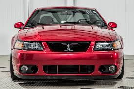 2004 mustang svt 2004 used ford mustang svt cobra at country commercial center