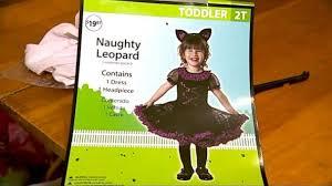 Halloween Costumes Walmart Kids Walmart Pulls U0027naughty Leopard U0027 Costume Kids Abc
